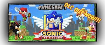 SONIC THE HEDGEHOG DLC IS HERE Minecraft Blog