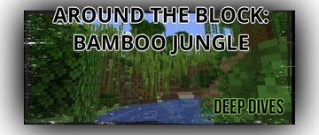 AROUND THE BLOCK: BAMBOO JUNGLE (Deep Dives) Minecraft Blog