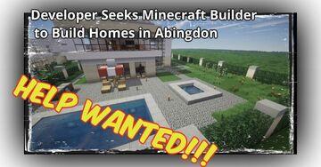 Developer seeks Minecraft experts to build its houses in Abingdon Minecraft Blog
