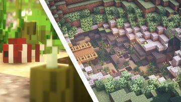 Minecraft | Pond Idea | How To Build A Pond Tutorial Minecraft Blog