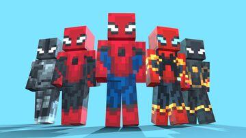 New Spiderman Skins ( MCU edition ) Minecraft Blog