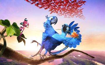 Birds from Rio and Rio 2 in real life blog №3 Minecraft Blog