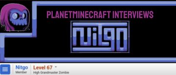 Planet Minecraft Interviews Nitgo Minecraft Blog