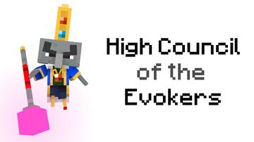 High Council of the Evokers (Comic) Minecraft Blog