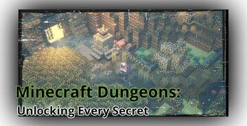 Minecraftw Dungeons: How To Unlock Every Secret Level Minecraft Blog