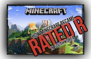 How Minecraft became R-rated game in S. Korea Minecraft Blog