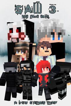 poster promocional de saw 3 /  saw 3 promotional poster Minecraft Blog