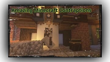 This mod's amazing contraptions made me reinstall Minecraft Minecraft Blog