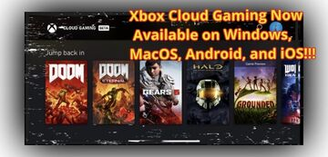 Xbox Cloud Gaming service now available on Windows PCs, Apple smartphones and tablets, plus browsers Minecraft Blog