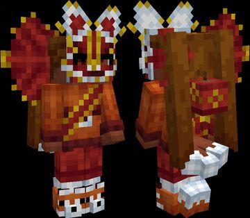 Kit - Blockbench model and Vanilla+ skin Minecraft Blog