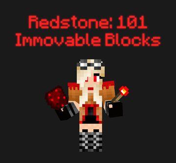 Redstone: 101 - Immovable Blocks Minecraft Blog