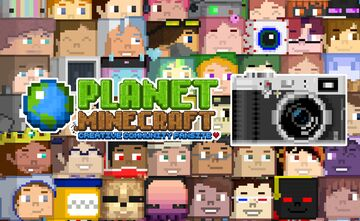 The Planet Minecraft Group Picture! + How to make your own character! Minecraft Blog