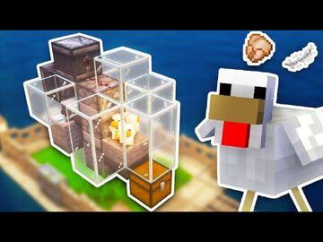 Redstone Chicken Farm Minecraft Blog