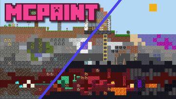 MCpaint - Beautiful 2D Renders & Sketches! Minecraft Blog