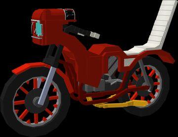 単車 ( A motorcycles for very energetic people ) Minecraft Blog
