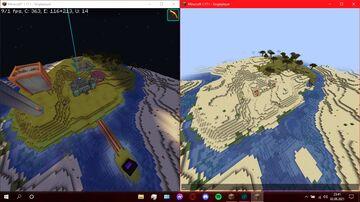 My survival world Minecraft Blog