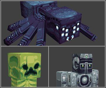 ×64 mob skin collection! Minecraft Blog