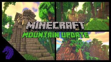 What if jungle mountains were added in the Caves & Cliffs update? Minecraft Blog