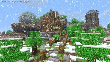 An Old Player in a New World: A Journey Started Minecraft Blog