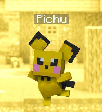 Super Smash Bros. Ultimate in Minecraft - 19 Pichu Minecraft Blog