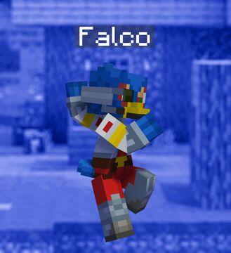 Super Smash Bros. Ultimate in Minecraft - 20 Falco Minecraft Blog