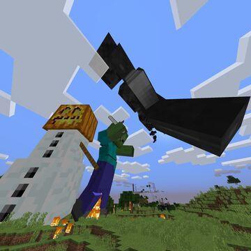 Titans Datapack [Update] Minecraft Blog