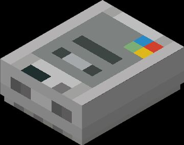PAL SNES Model Minecraft Blog