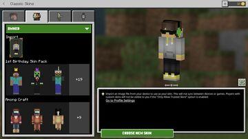Someone please make me a cool skin Minecraft Blog