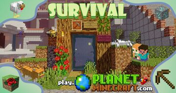 PMC Verify Tutorial 🎮 How to play on PMC Survival Server? Minecraft Blog