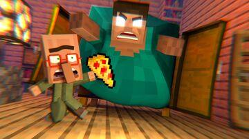 Fat Herobrine Nightmare 2 - Minecraft Animation Minecraft Blog