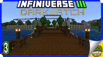 Pier Pressure | 3 | Minecraft Infiniverse S3 Minecraft Blog