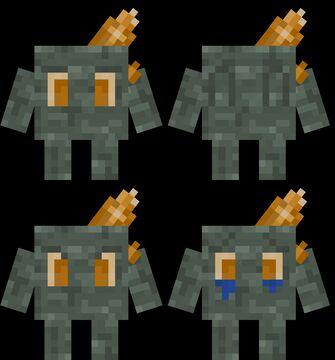 Geodians, Cute Underground Villagers Minecraft Blog