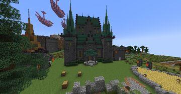 Just building stuff #2 Minecraft Blog