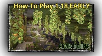 How to play Minecraft 1.18 Caves and Cliffs Part 2 early Minecraft Blog