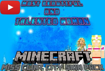 Urban Rivals - Miss Clint City Skin Pack(Concept Bedrock 1.14 +) Minecraft Blog