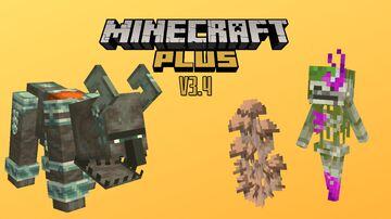 Minecraft Plus Update Log: V3.4 Minecraft Blog