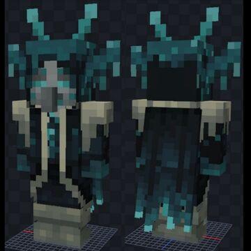 Warden Evoker(Remodel) Minecraft Blog