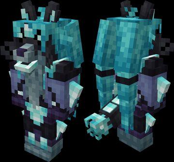 Enashi - Blockbench model Minecraft Blog