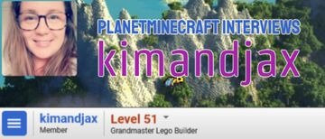 Planet Minecraft Interviews kimandjax Minecraft Blog