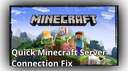 On Minecraft, quickly fix common server connection issues while gaming; here is how to do so Minecraft Blog
