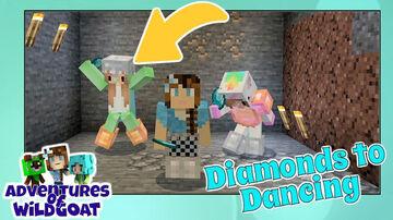 How to get Diamond's to You Emote! Minecraft Blog