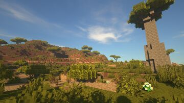 Minecraft + Update Log: Savanna Minecraft Blog