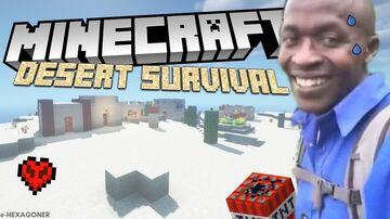 Minecraft : Desert Survival Minecraft Blog