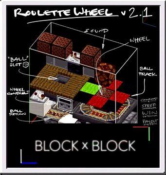 rouletteWheel v2.1 [BLOCKxBLOCK] Minecraft Blog