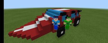Entries for the TommConn's vehicle contest Minecraft Blog