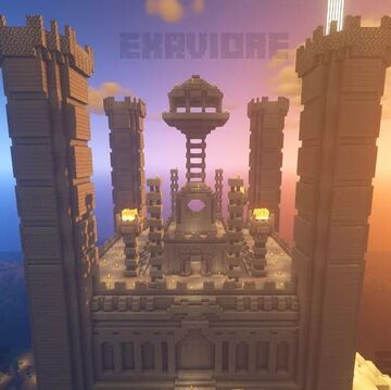 Ongoing Stone Castle/ Stone Temple Project Minecraft Blog