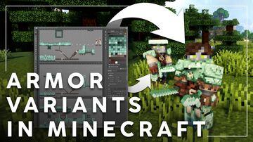 Adding Armor & Item Variants to Java Minecraft Resource Packs Minecraft Blog