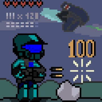 My 100th Submission! [HALO: Pixels Evolved] Minecraft Blog