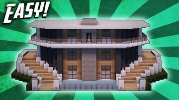 How to make a mansion Minecraft Blog
