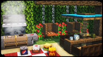 GARDEN Build Hacks Minecraft Blog